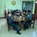 Emergency meeting by Our Municipal Agriculturist, LDRRM Officer, our PNP Personnel and Mayor Jogz for the issue of the ASF