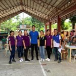 Macaleeng Blood letting program brought to us by Region 1 Medical Center held last October 10, 2019