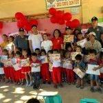 LGU Anda visits  Child Development Center