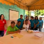 Medical mission at De Guzman Residence, Mal ong, Anda, Pangasinan dated February 15, 2020