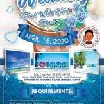 Mass Wedding: Tondol White Sand Beach April 18, 2020